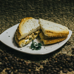 Cajun Chicken Mayo Ciabatta