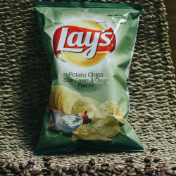 Lays Chips 36g, Sour Cream...