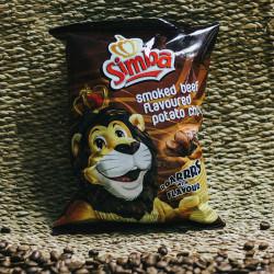 Simba Chips 36g, Smoked Beef