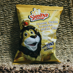 Simba Chips 36g, Creamy...