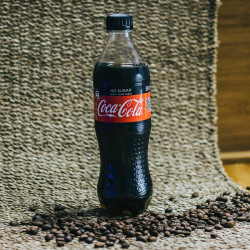 Coca-Cola Zero Bottle 500ml